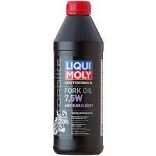 LIQUI MOLY Fork Oil Medium/Light 7,5W