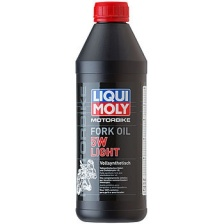 LIQUI MOLY Fork Oil Light 5W